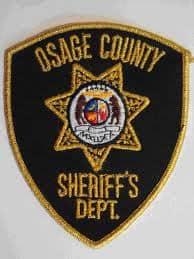 osage sheriff