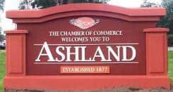 Ashland Sign