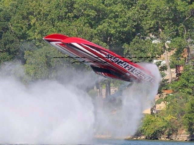 one racer critical after lake crash – KWOS