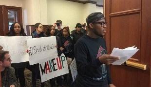 mizzou protest