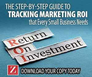 The step-by-step guide to tracking marketing ROI that every small business needs