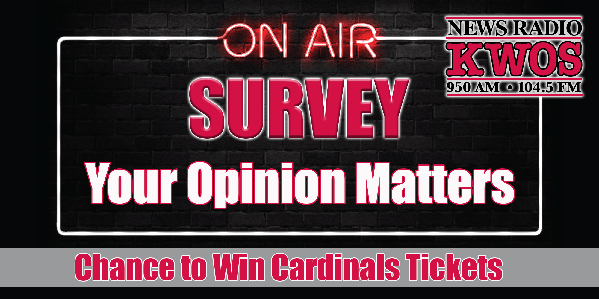 Win Free Cardinals Tickets! – KWOS